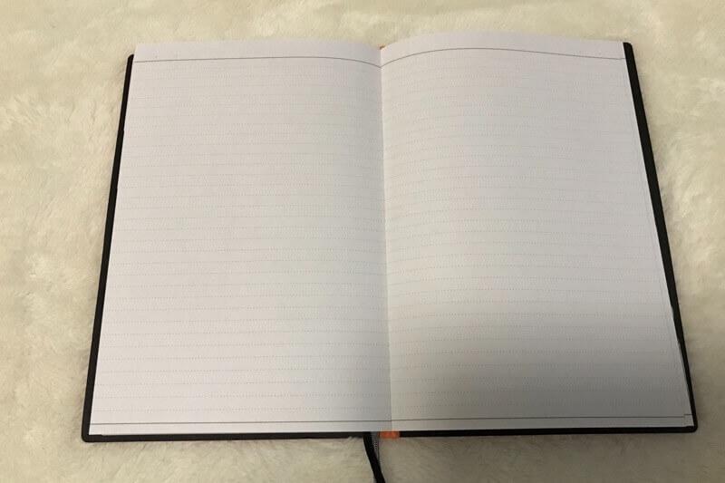 EDiTの手帳、フリーページ