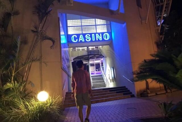 ニューカレドニアのカジノ