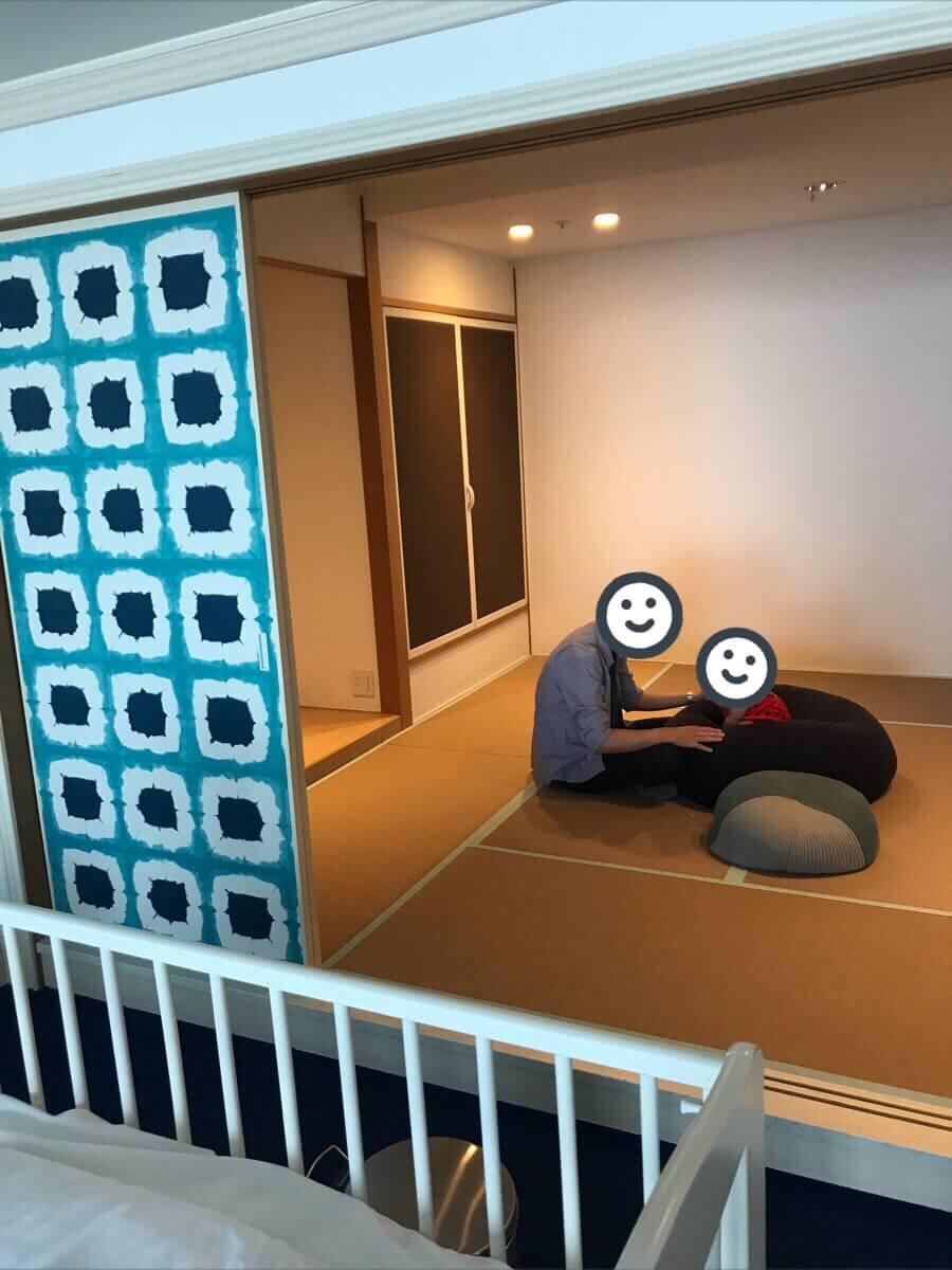 リゾナーレ熱海の和室