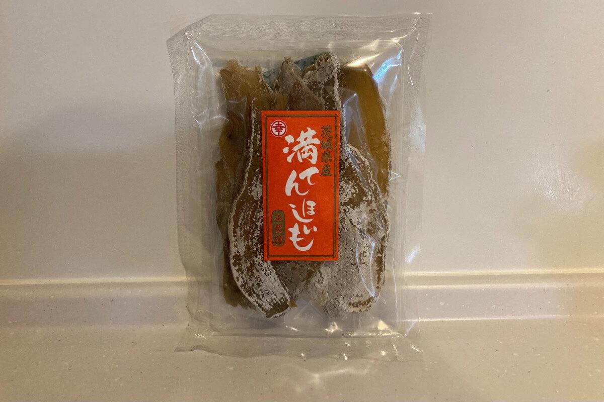 幸田商店の満てん干し芋